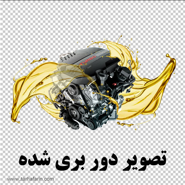 وکتور موتور ماشین png